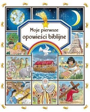 Moje pierwsze opowieści biblijne Emilie Beaumont