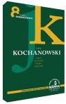 Jan Kochanowski. Wybór Fraszek, Pieśni, Trenów. Lektury ósmoklasisty (Uszkodzona okładka)