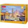 Puzzle 3D: Cityline - Paryż (306-20254)