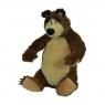 Masza, Pluszowy niedźwiedź 25 cm siedzący (109301942)