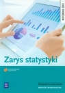 Zarys statystyki Podręcznik do nauki zawoduBranża ekonomiczna Maksimowicz-Ajchel Alicja
