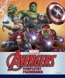 Marvel Avengers Kompletny przewodnik Beatty Scott, Cowsill Alan, Dougall Alastair, Scott Melanie