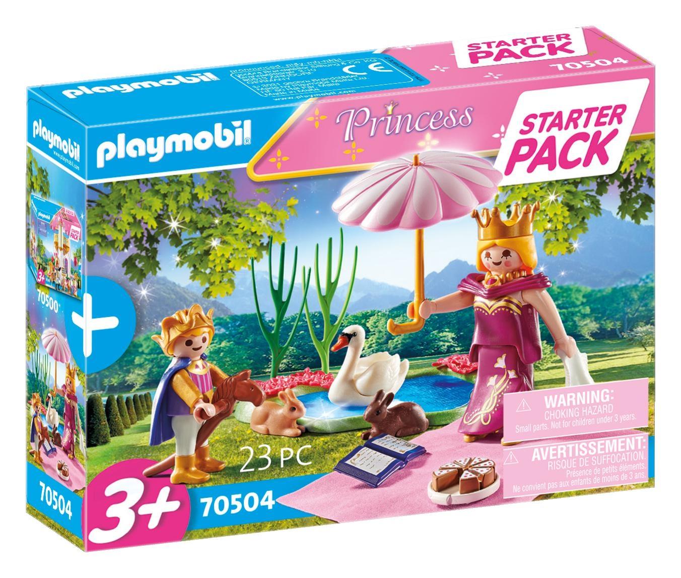 Playmobil Princess: Starter Pack Księżniczka - zestaw dodatkowy (70504)