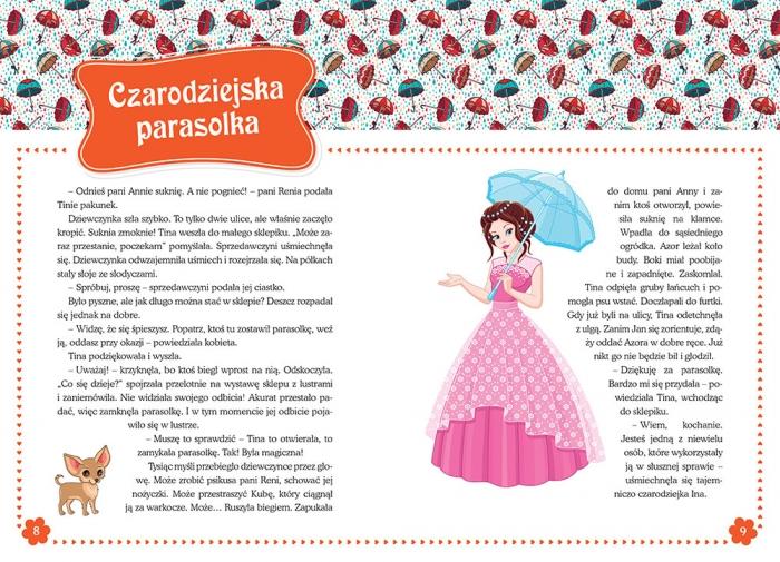 Bajki dla dziewczynek Małgorzata Białek