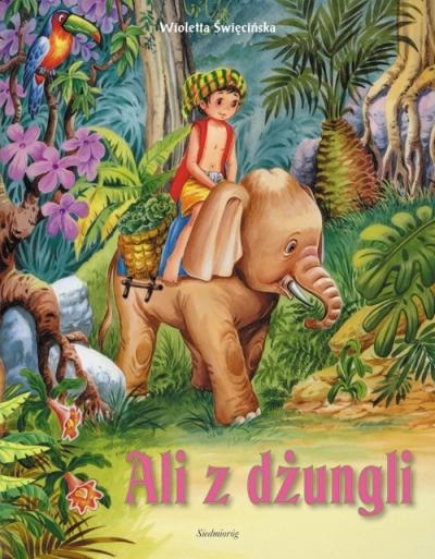 Ali z dżungli Święcińska Wioletta