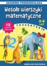 Wesołe wierszyki matematyczne 3-6 lat