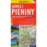 Gorce i Pieniny mapa turystyczna 1:50 000 (papier)