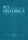 Res Historica tom 46