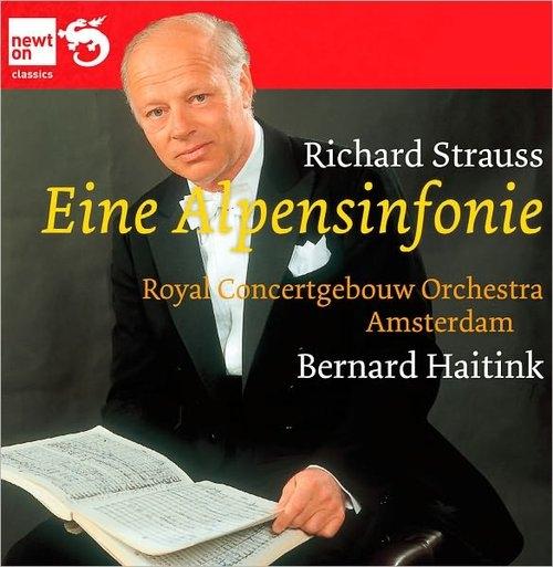 Richard Strauss Eine Alpensinfonie Orkiestra Symfoniczna Filharmonii Narodowej w Warszawie