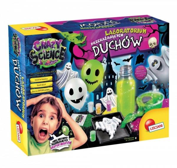 Crazy Science: Laboratorium przerażających duchów (73078)