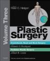 Plastic Surgery: Craniofacial, Head and Neck Surgery, Pediatric Plastic Surgery v. 3 Eduardo D. Rodriguez