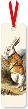 Zakładka do książki The White Rabbit