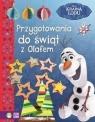 Przygotowania do świąt z Olafem Disney