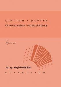 Dyptyk na dwa akordeony Jerzy Mądrawski