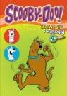 Scooby-Doo 4 Baw się i naklejaj