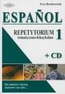 Espanol 1 Repetytorium tematyczno-leksykalne z płytą CD