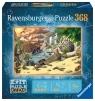 Puzzle Exit Kids 368: Piraci (12954) Wiek: 9+