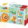 Baby Puzzle Na safari (36054)