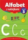 Alfabet z naklejkami zeszyt 3