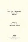 Pauline Theology, Volume III