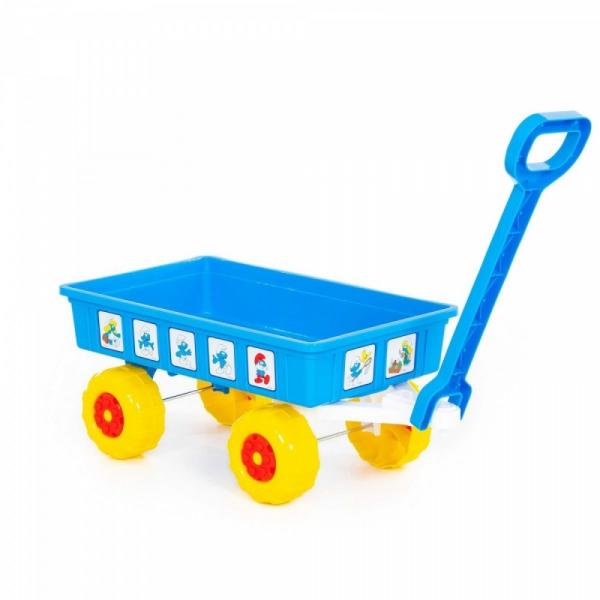 Wózek plażowo-ogrodowy Smerfy (64547)