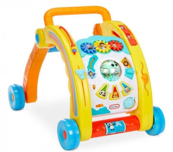 Baby Bum Interaktywny Chodzik 3w1 (652547PPO)