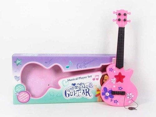 Gitara z 4 strunami