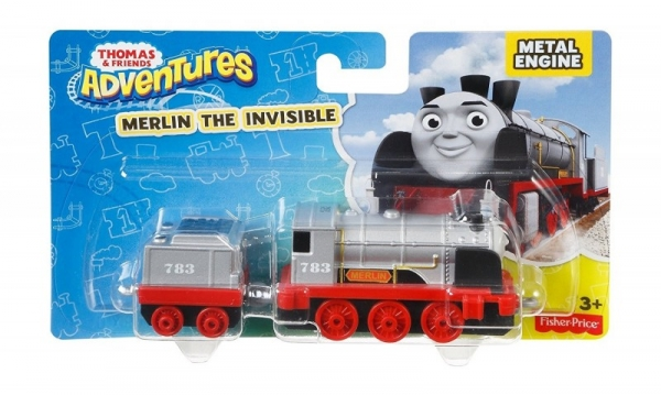 Tomek i Przyjaciele, Mała lokomotywa Merlin (DWM30/DXR59)
