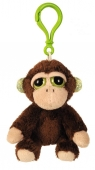 Breloczek pluszowy małpka