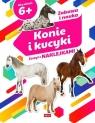 Konie i kucyki Zeszyt z naklejkami
