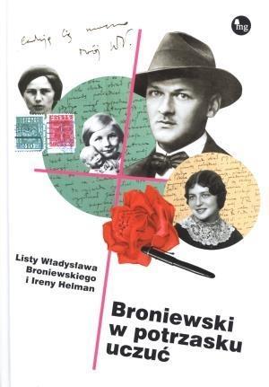 Broniewski w potrzasku uczuć Pachocki Dariusz