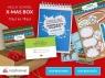 Angielski Gramatyczny Bazgrolnik SMALL X-MAS Box Bussa Katarzyna, Sanocka Karolina