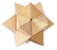 IQ-Test 3D Puzzle Gwiazda