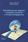 Kwestionariusz diagnozy i narzędzia badawcze w terapii pdagogicznej