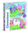 Puzzle Supercolor 2x20: I Believe in Unicorns