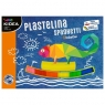 Plastelina spaghetti Kidea, 8 kolorów (DRF-49547)