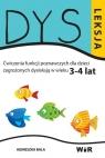 Dysleksja 3-4 lat Agnieszka Bala