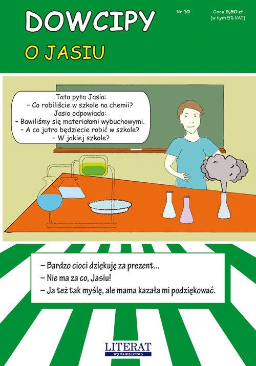 Dowcipy 10 O Jasiu Adamczewski Przemysław, Skwira Karol