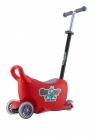 Jeździk SNOOP! 3w1 Red (3548)