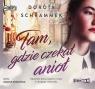 Tam gdzie czekał anioł (Audiobook) Schrammek Dorota