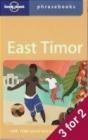 East Timor Phrasebook 2e John Hajek, Alexandre Vital Tilman
