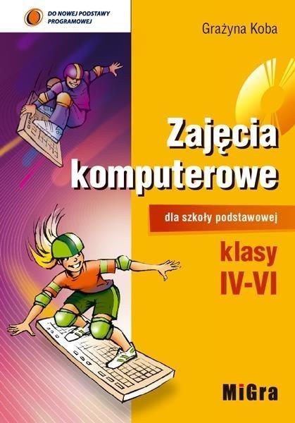 Informatyka  SP KL 4-6.  Zajęcia komputerowe (2012) Grażyna Koba