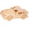 Łamigłówka drewniana Gepetto - Samochód sportowy (105680) Wiek: 6+