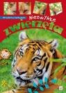 Minialbum z naklejkami Niezwykłe zwierzęta