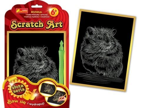 Scratch Art Chomik (15141021P)