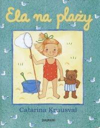Ela na plaży Kruusval Catarina