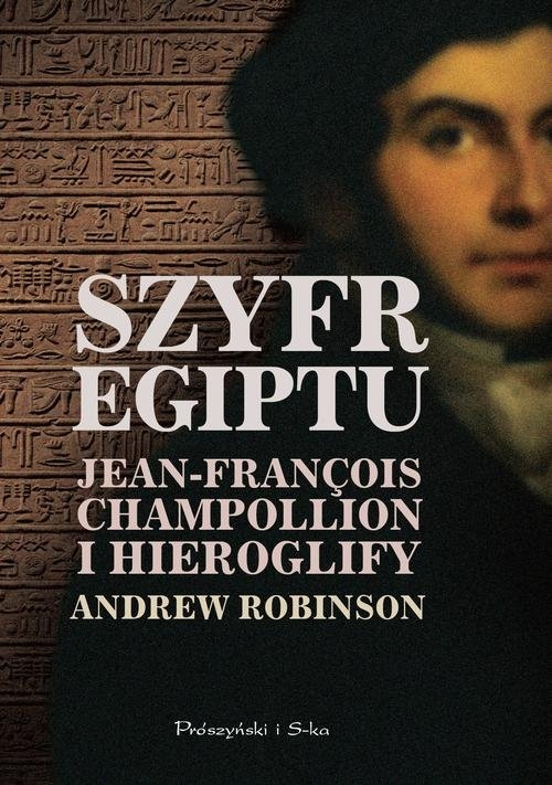 Szyfr Egiptu Robinson Andrew