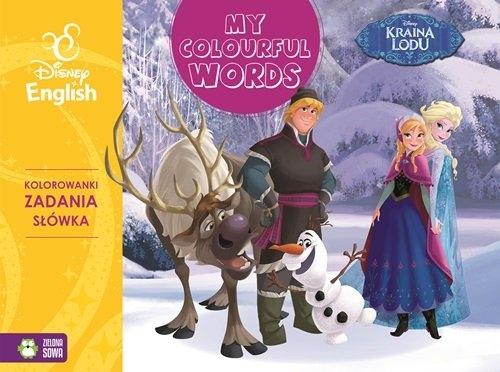 My colourful words! Kraina Lodu - nauka angielskiego