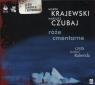 Róże cmentarne  (Audiobook) Krajewski Marek, Czubaj Mariusz