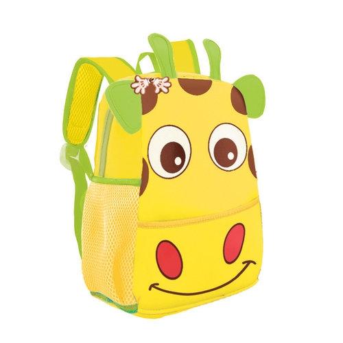 Plecak neoprenowy Żyrafa żółta